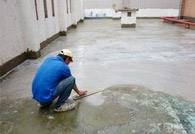 家庭防水保护中不可忽略的防水涂料的泡水率