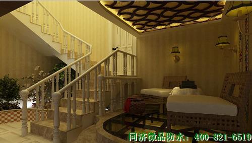 农村房屋地下室楼梯设计
