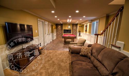 别墅地下室防潮怎么做才效果显著?