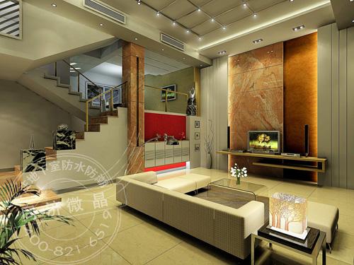 巧妙利用空间 独栋别墅地下室设计经典案例
