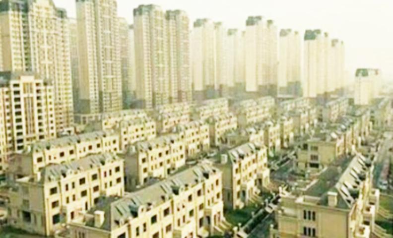 济南华山珑城润园46-05